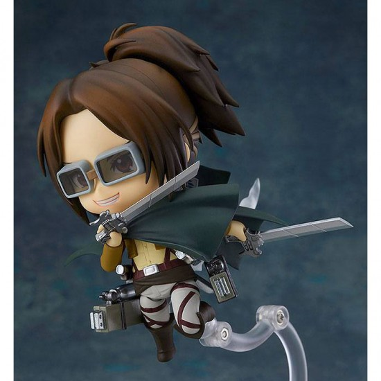 Attack on Titan Nendoroid Hange Zoe Figure