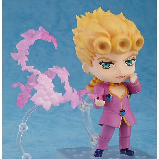 Jojos Bizarre Adventure Golden Wind Nendoroid Giorno Giovanna Figure