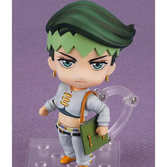 Jojos Bizarre Adventure Diamond is Unbreakable Nendoroid Rohan Kishibe Figure