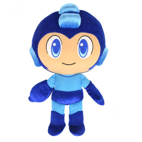 Megaman: Mega Man Collectors Plush