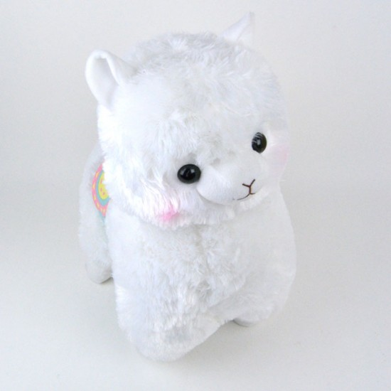 Alpacasso Saddle Pehmo White ver. (40cm)
