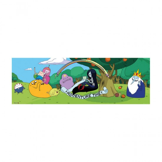 Adventure Time Poster (53cm x 158cm)