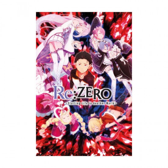 Re:Zero: Key Art Poster