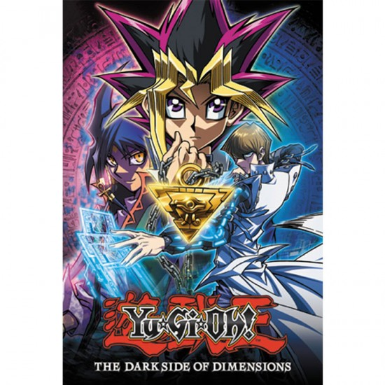 Yu-gi-oh: The Dark Side of Dimensions Poster
